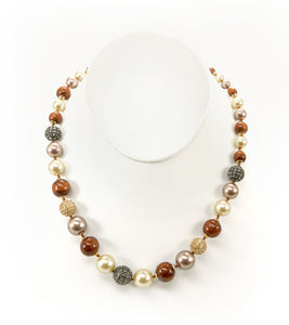 Ali'i Pearl Necklace