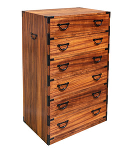 Tansu Dresser, 6 Drawers