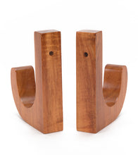 Koa Paddle Holder