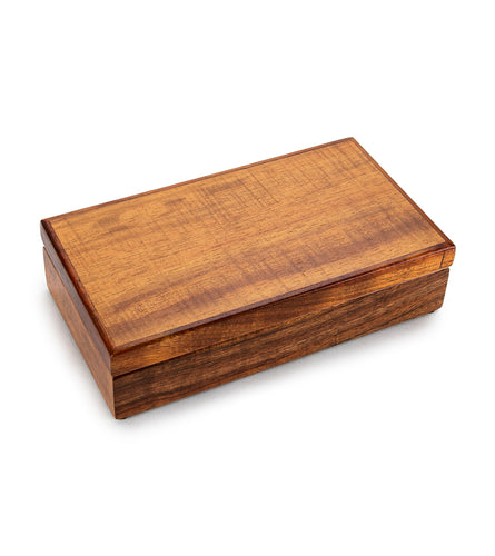 Kuhio Koa Box - Small