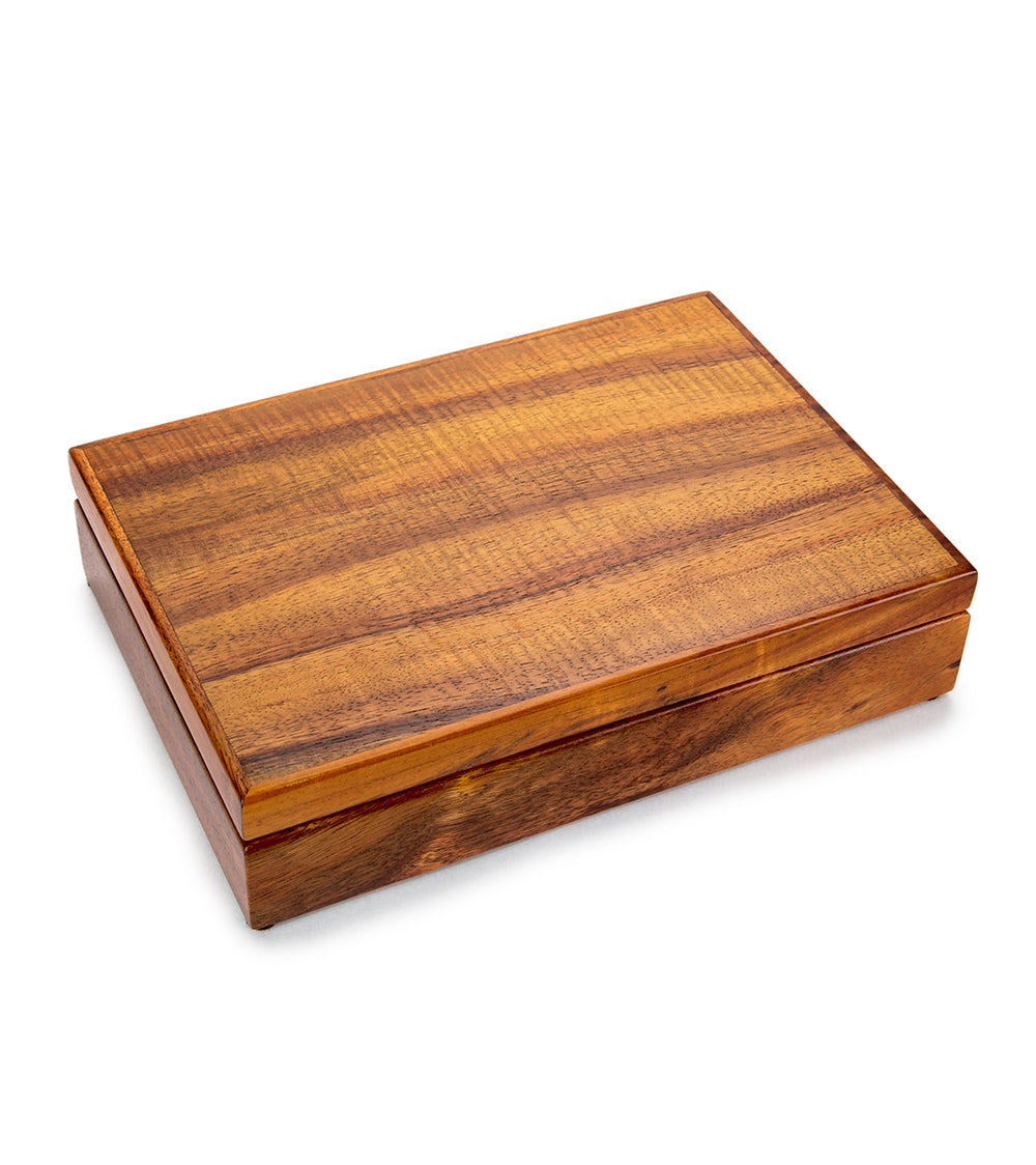 Kuhio Koa Box - Medium