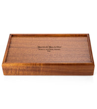 Bishop Koa Push Top Boxes