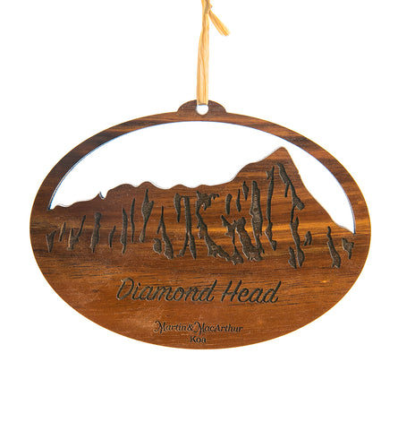 Koa Diamond Head