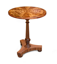 Halstead Marquetry Table 14070