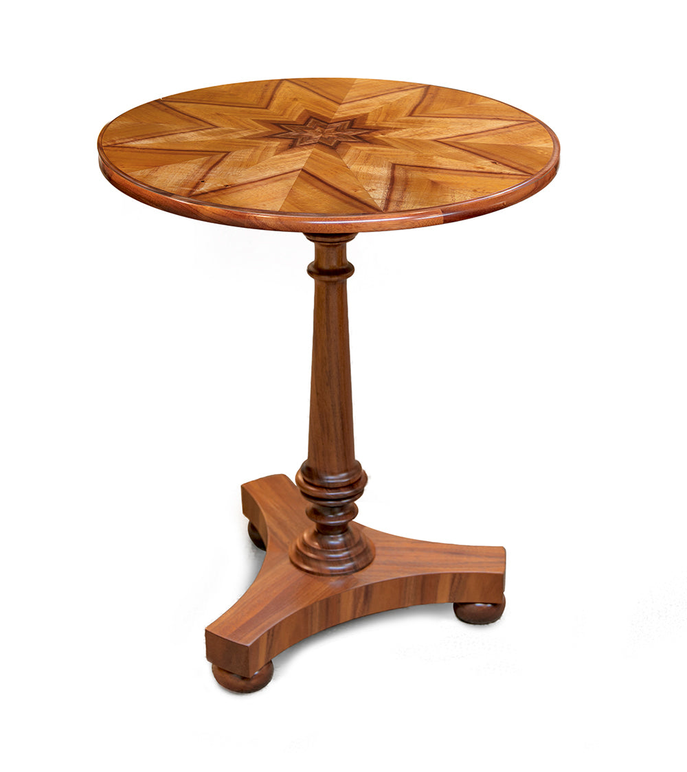 Halstead Marquetry Table 14071