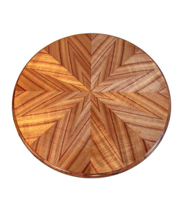 Halstead Marquetry Table 14083