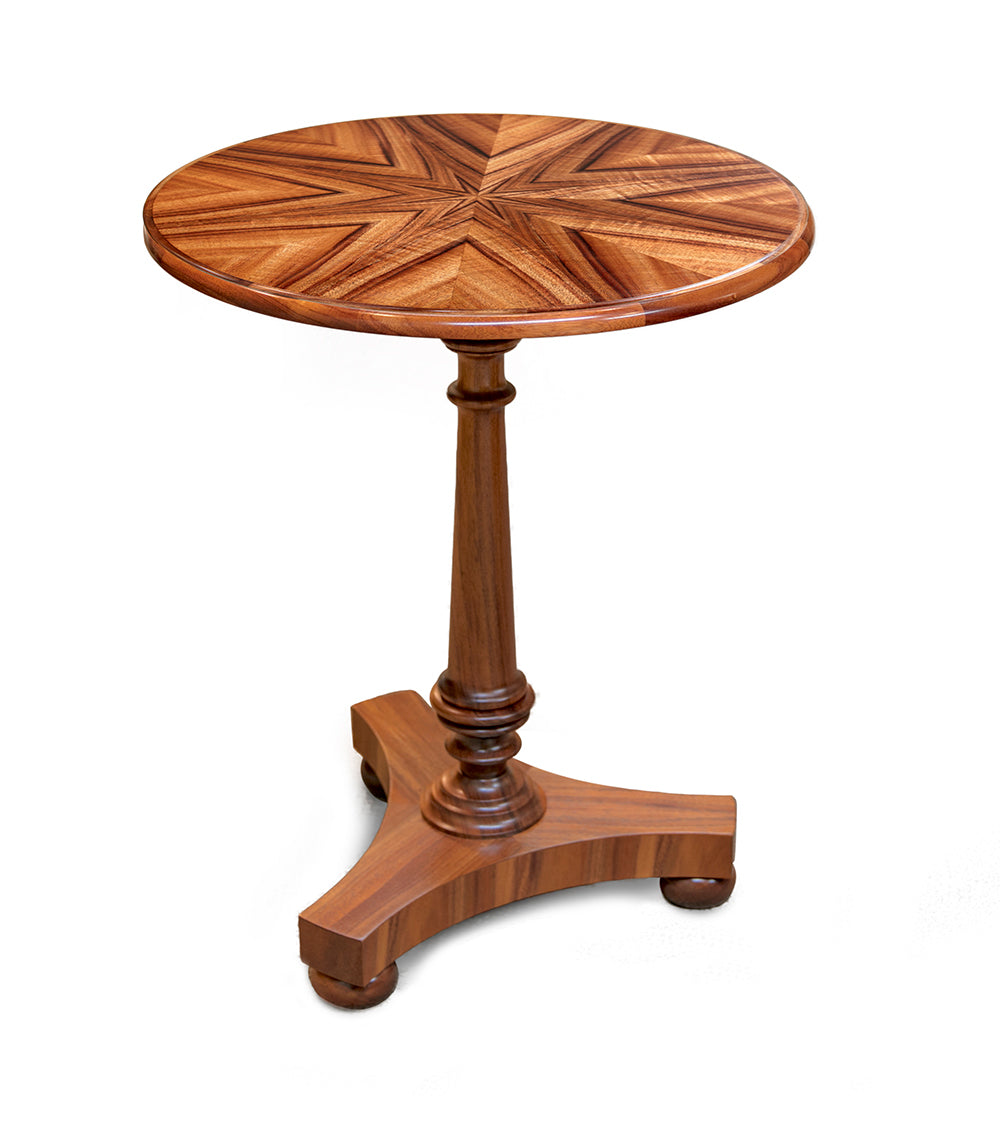 Halstead Marquetry Table 14084