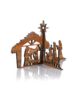 Koa 3D - Koa Nativity