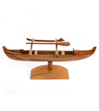 "Koa Canoe ""Fishing"""