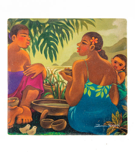 Kava Time Coaster