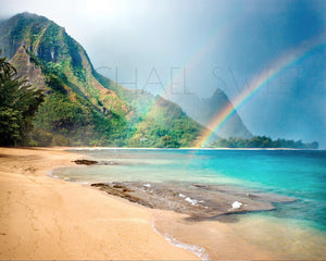 Rainbow Paradise by Michael Sweet