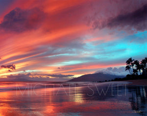 Fire in Light by Michael Sweet