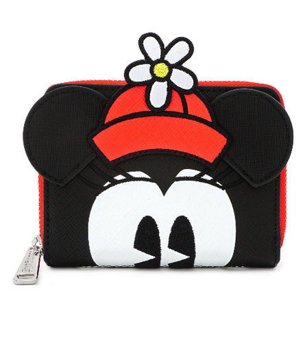 Postitively Minnie Polka Dot Wallet