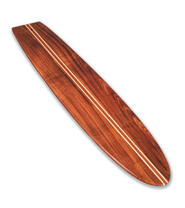Koa Serving Board - Surfboard