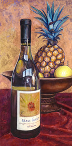 Pineapple Wine by Taryn Alessandro