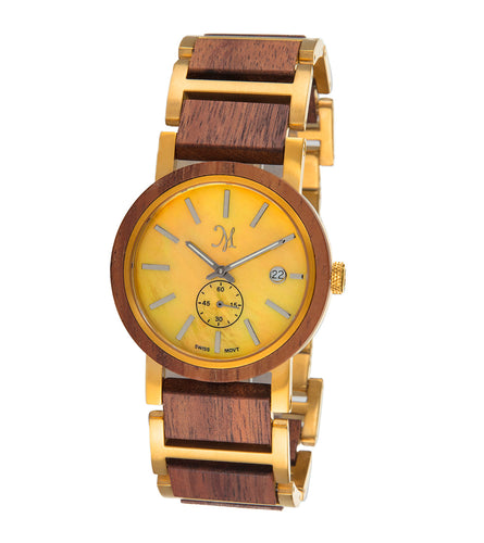 Koa Gold, Gold Mother of Pearl - 23196