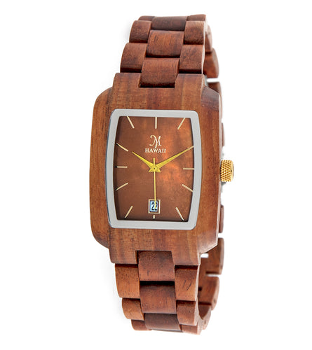 Koa, Brown Mother of Pearl - 24590