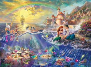 Little Mermaid by Thomas Kinkade Studios