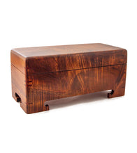 Tsumoto Koa Jewelry Box - No Tray