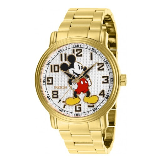 Disney® Limited Edition Mickey Mouse, Men's Watch by Invicta
