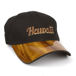 Cap - Hawaii Black