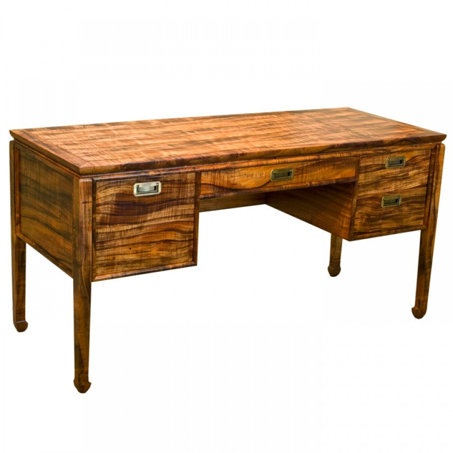 Admiralty Desk, 4 Drawers