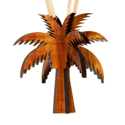 Koa 3D - Coconut Tree