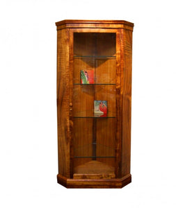 Corner Display Cabinet, Full Length Display