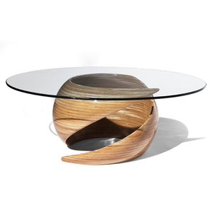 Solid Spiral Table