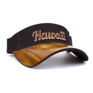 Visor - Hawaii Black