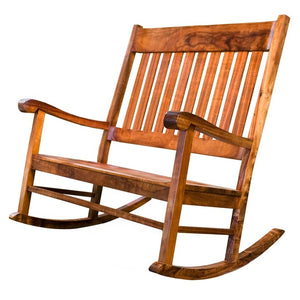 Attirant Double Rocking Chair