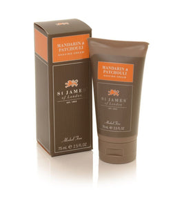 Mandarin & Patchouli Shaving Cream Tube