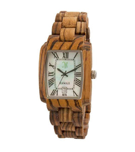 Zebrawood, Mother of Pearl - 16442