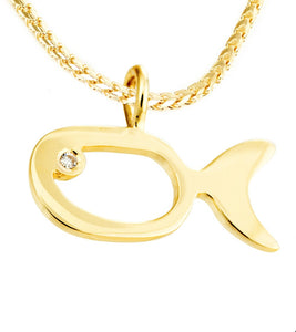 Whale with Diamond