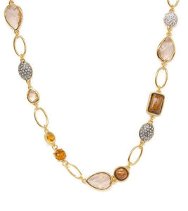 Ali'i Gold Koa Necklace