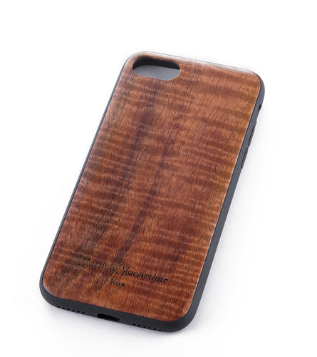 Koa Case for iPhone 8