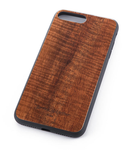 Koa Case for iPhone 8 Plus