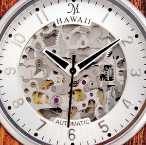 Monarch Self-Winding, Automatic Silver Face Watch - 14058