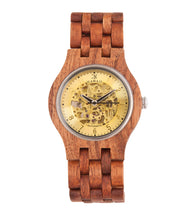Koa Monarch Self-Winding, Automatic Watch. Gold - 14059