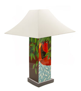 Tim Nguyen Hawaiian Girl Table Lamp