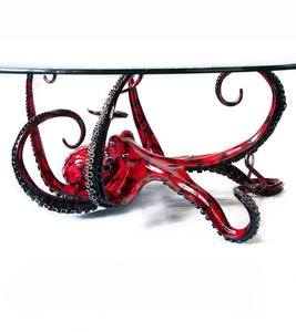 "Bronze Sculpture ""Octopus Table"""