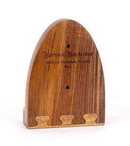 Koa Vertical Paddle Holder