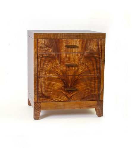 Moana Nightstand, 3 Drawers