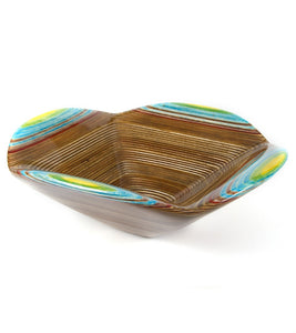 "Wood Bowl ""Tortoise"""