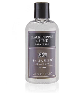 Black Pepper & Lime Body Wash