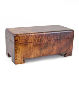 Tsumoto Koa Jewelry Box - Half Tray