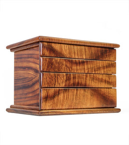 Koa Four Drawer Chest