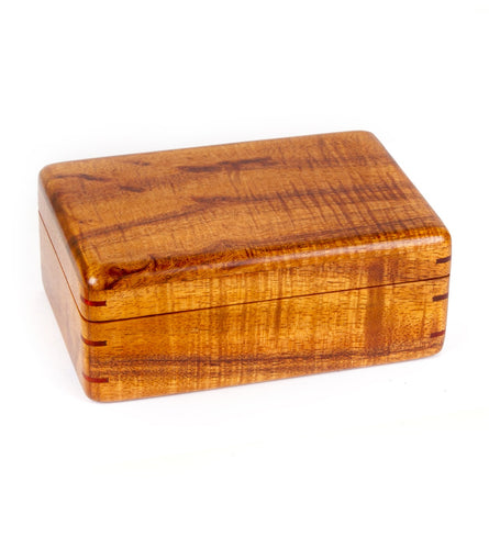 Koa Jewelry Box - Large
