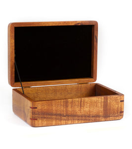 Tsumoto Koa Jewelry Box - Large