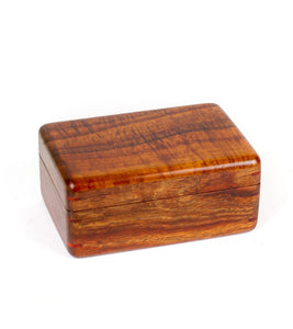 Tsumoto Koa Jewelry Box - Medium